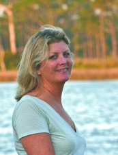 Author Ginger Sinton.