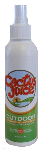 Cactus juice, a non-toxic protectant has shown to be effective against yellow flies. Available at Ace Hardware in Santa Rosa Beach.