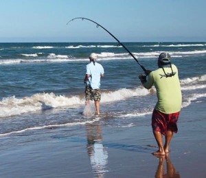 Learn surf fishing at topsail hill preserve state park for Topsail beach fishing report
