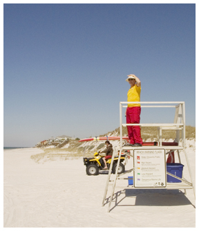 South Walton Lifeguards Start Mar 13 Walton Outdoors