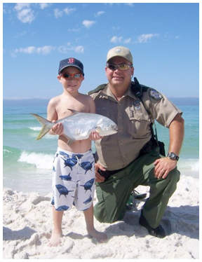 Kids Fishing Tournament At Grayton Beach May 9 Walton Outdoors