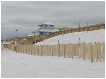 Miramar Beach Access now has ADA accessibility.