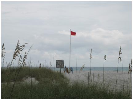 Grayton Beach lull before the storm
