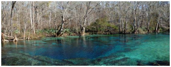 Northwest Florida Water Management District Monitors Area