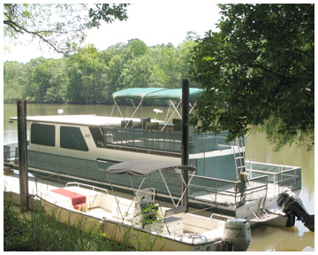 Take an overnight trip on the Choctaw Lady. Lori Ceier/Walton Outdoors