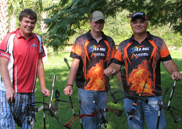 Champions Run In The Family At Ultimate Archery Walton