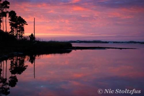 Deer Lake. Photo courtesy Nic Stoltzfus