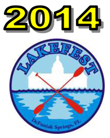 2014 LakeFest 5K Flyer
