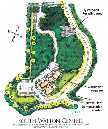 Nwfsc Fort Walton Beach Campus Map