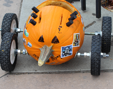 Waco Pumpkin Derby At South Walton Bay Church Oct 25