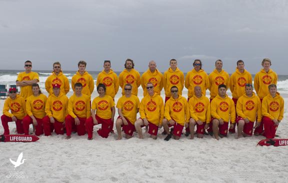 28 south Walton lifeguards take to the beach starting March 14. Lori Ceier/Walton Outdoors