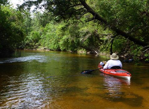 Big Juniper Creek. Lori Ceier/Walton Outdoors