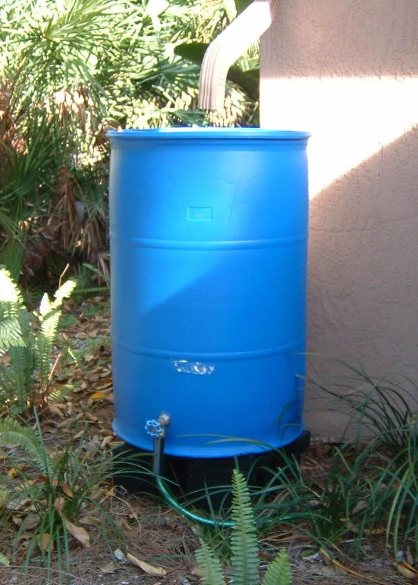 Rain Barrel Workshop In Santa Rosa Beach Nov 21 Walton