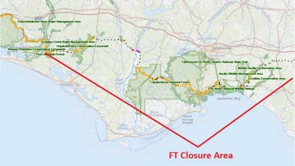 Florida Trail announces closures across the Panhandle | Walton Outdoors